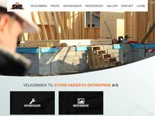 Store-Hedebyg Entreprise A/S